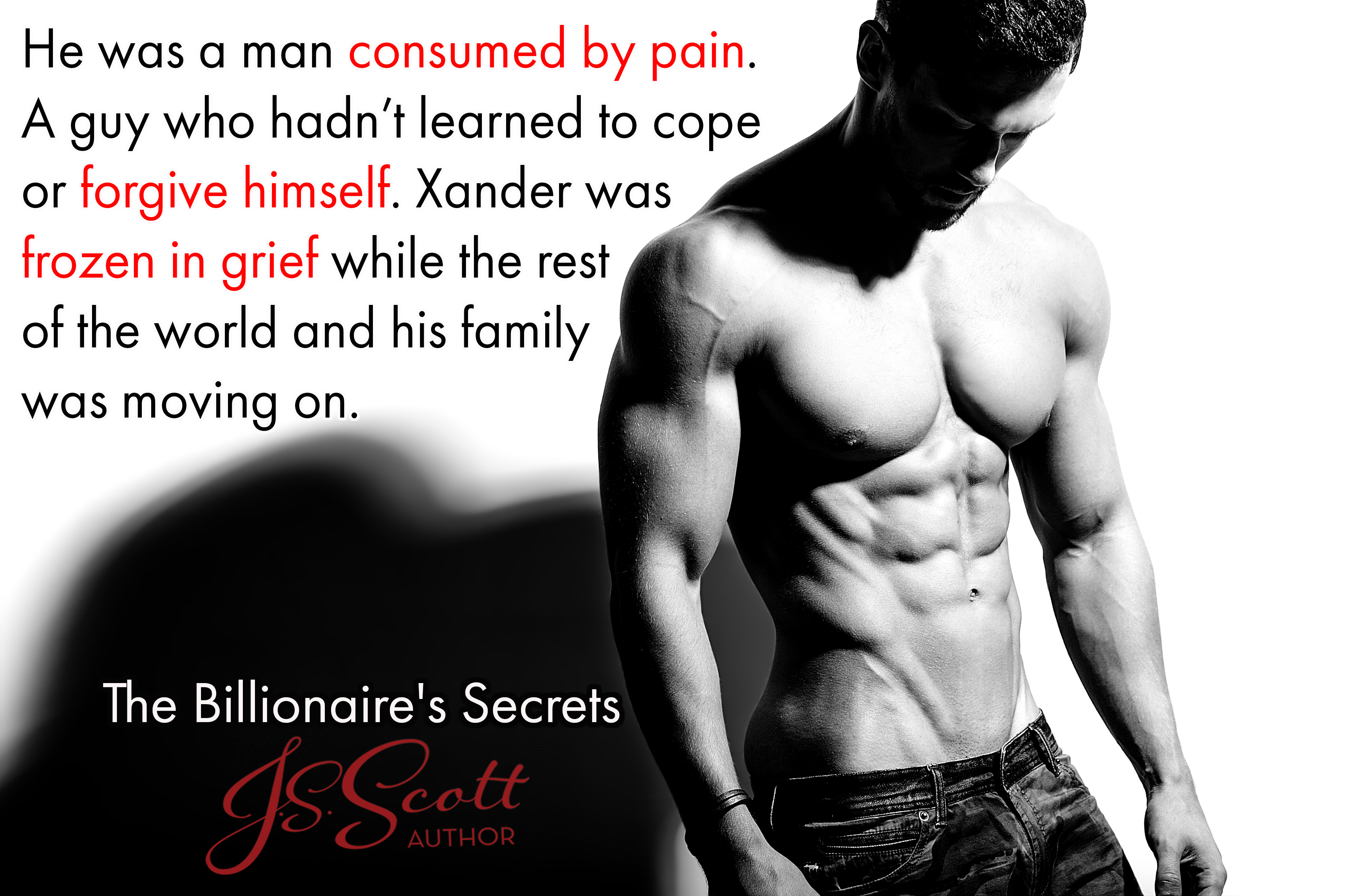 THE BILLIONAIRE'S SECRET by J.S. Scott