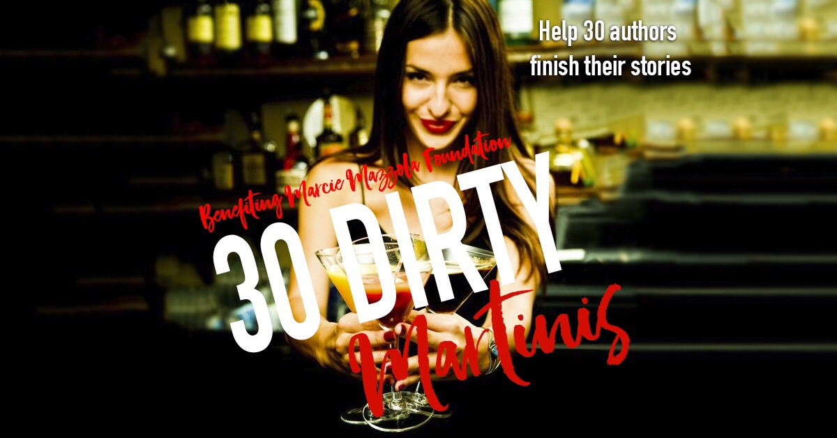 30 DIRTY MARTINIS by 30 Authors
