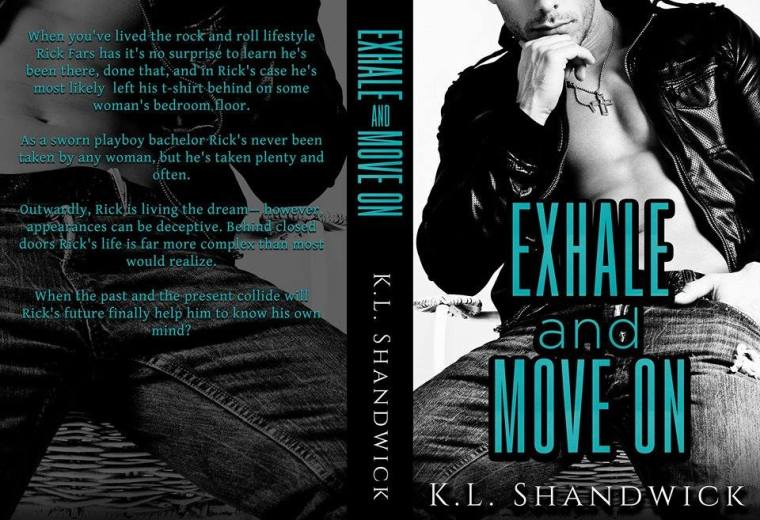 KL Shandwick - Exhale and Move On Full Wrap