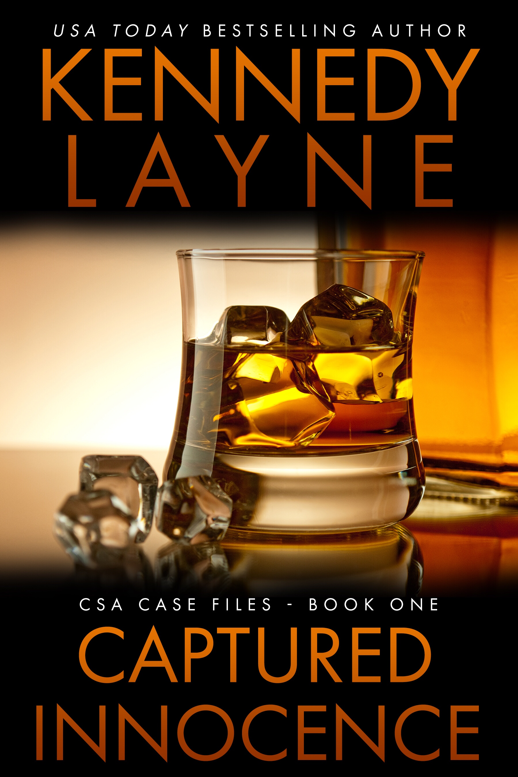 CSA CASE FILES SERIES by Kennedy Layne