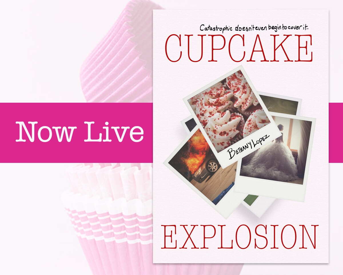 CUPCAKE EXPLOSION by Bethany Lopez
