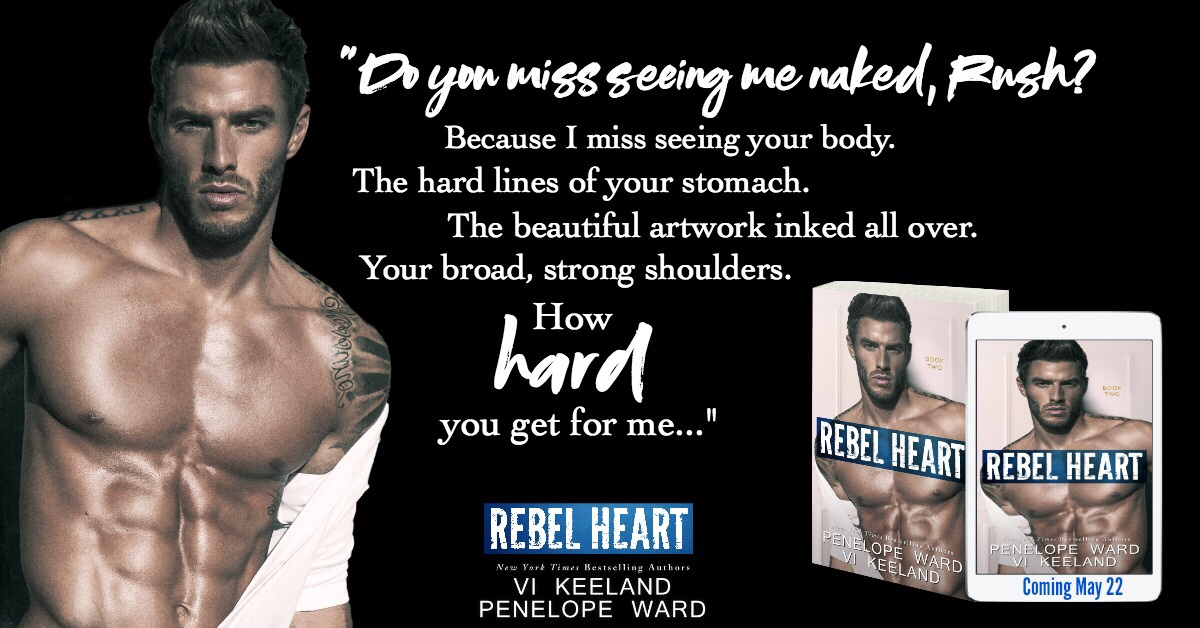 REBEL HEART by Vi Keeland & Penelope Ward