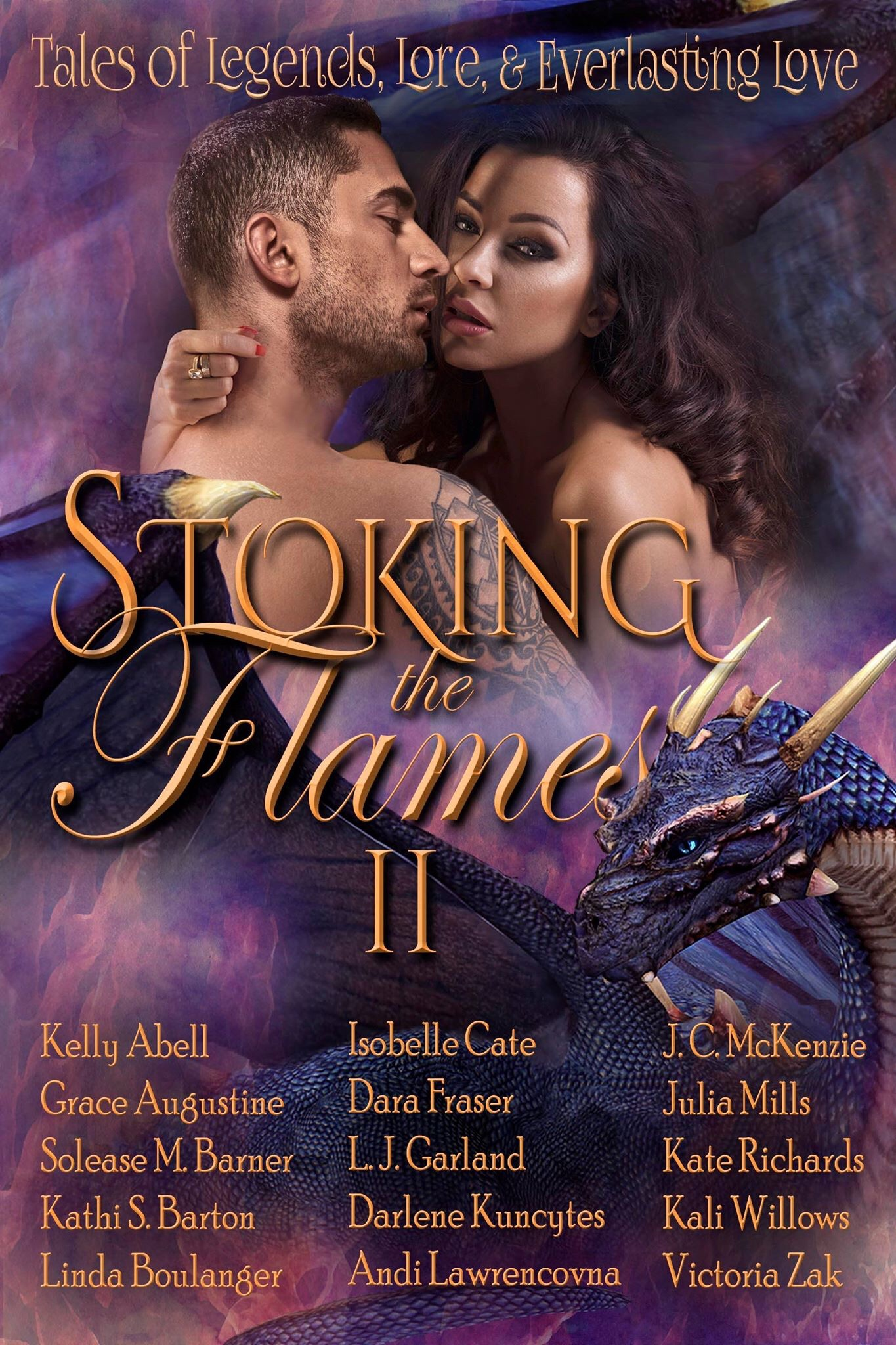 STOKING THE FLAMES II – ANTHOLOGY