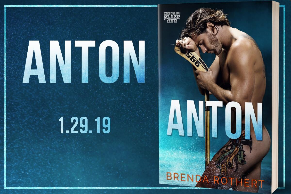 ANTON by Brenda Rothert