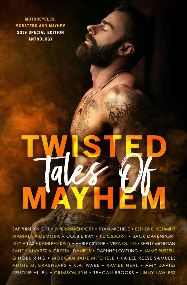 TWISTED TALES OF MAYHEM Anthology