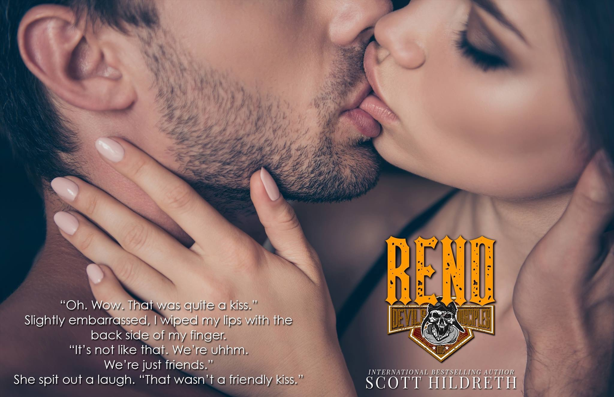 RENO (Devil's Disciples MC Book 5) by Scott Hildreth