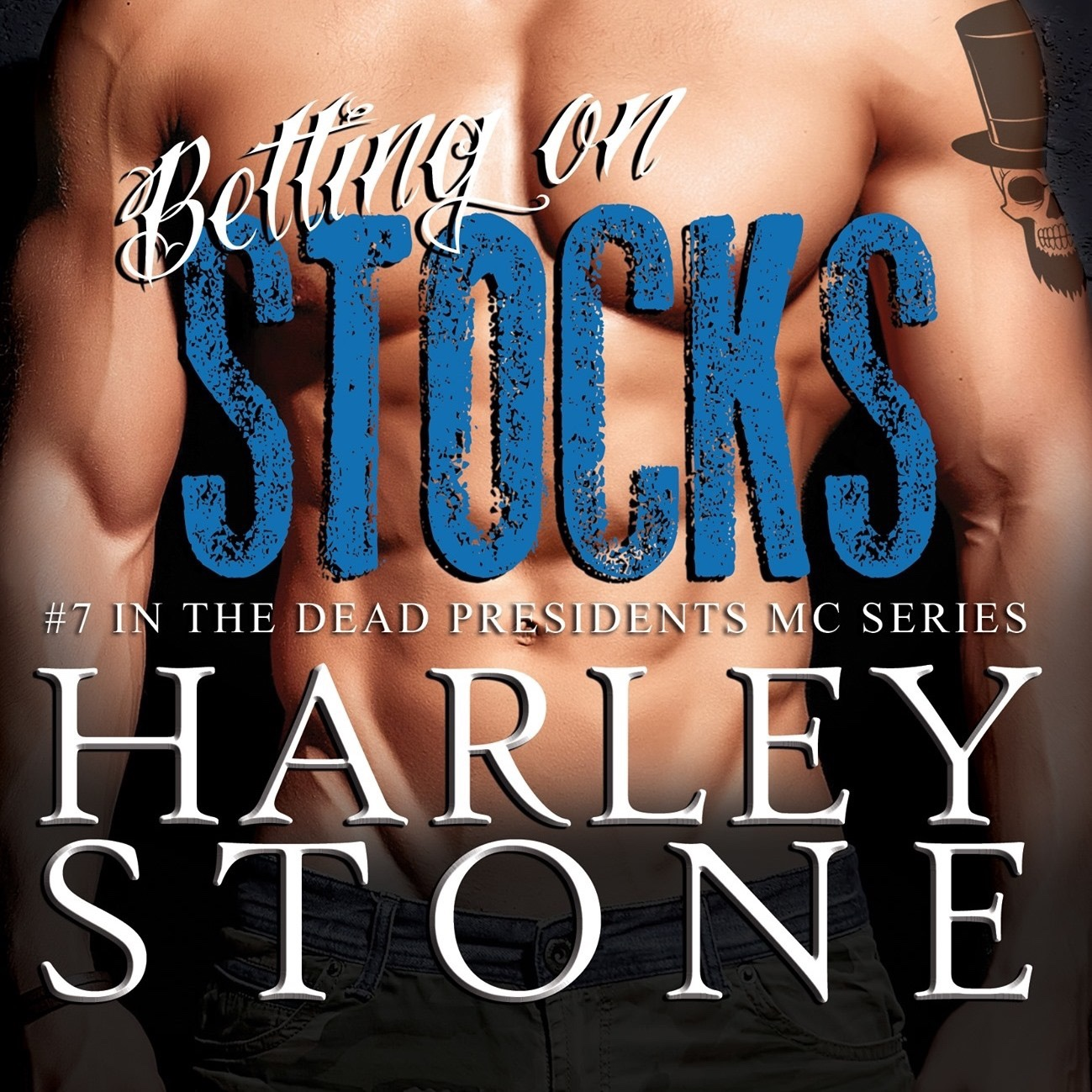 BETTING ON STOCKS by Harley Stone