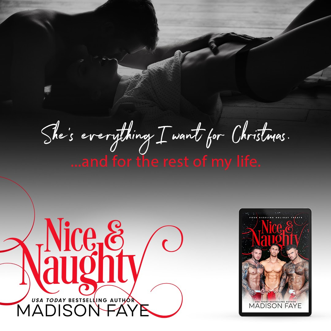 NICE & NAUGHTY by Madison Faye
