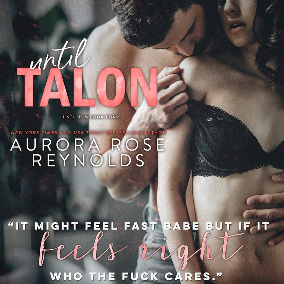 UNTIL TALON by Aurora Rose Reynolds